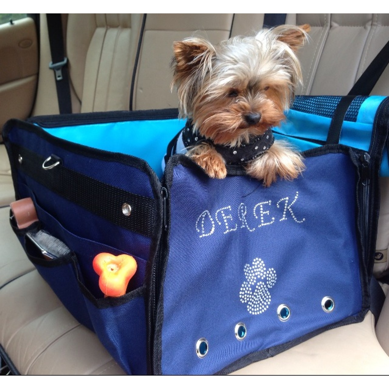 Car Seats for Small Dogs   Waggywinks The Chihuahua & Yorkshire ...