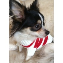 Chihuahua & Small Breed Smart Striped Jumper