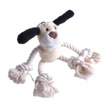 """Spud"" Our Top Quality Push and Pull Dog Toy"