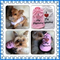 I love you Mommy Embellished T-Shirt