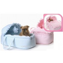 Small Pet or Doll Moses Basket Bed ( SALE PRICE -Reduced from £53 - £16.99