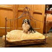 Small Dog Luxury  Crown Bed  Sale price £46.99